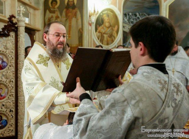 Для Бориспільської єпархії рукоположено священика
