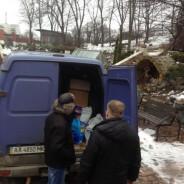 ВИШГОРОД. Перше Вишгородське благочиння збирає кошти і гуманіторку митним жителям в зоні АТО