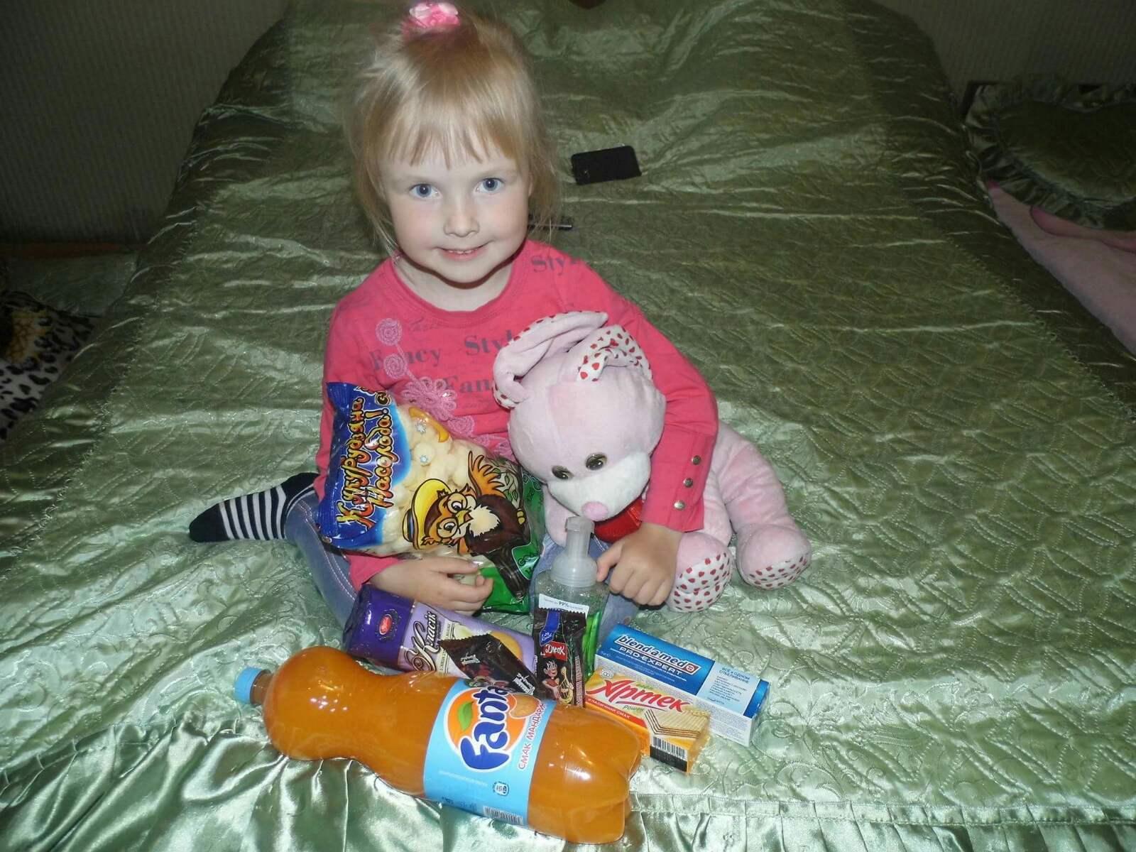 Просимо підтримати зимову благодійну акцію для дітей інвалідів дитинства