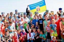 Митрополит Бориспільський і Броварський Антоній звершив богослужіння на території молодіжного табору