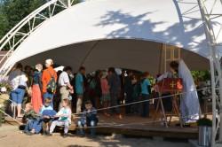 У Києві проходить літній скаутський табір