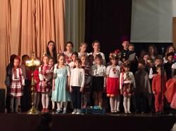 ВИШГОРОД. У місті пройшов фестиваль недільних шкіл Вишгородщини «Пасхальна радість» (+відео)
