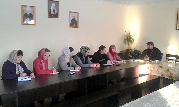 Бориспільський монастир на честь ікони Божої Матері «Живоносне джерело» запрошує на катехізаторські курси (+розклад занять)
